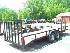 dump equipment trailers